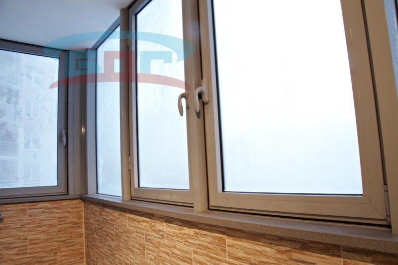 Акриловые подоконники для балконных окон