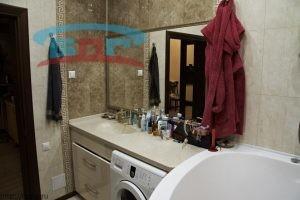 Мебель для ванной с каменной столешницей