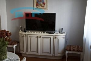 Каменная столешница под телевизор