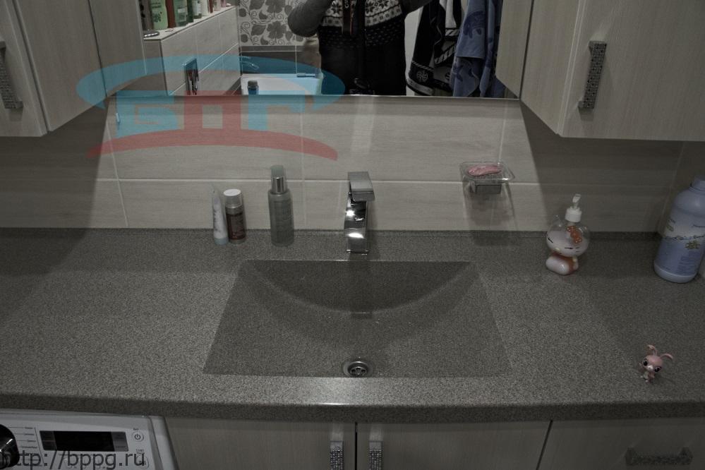 Накладная мойка в ванную по уценке