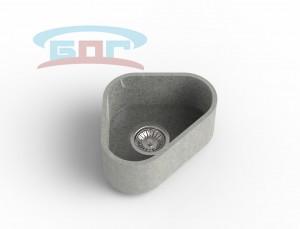Фруктовница из камня FRA Размер чаши: 375х200мм Глубина чаши: 130мм сливное отверстие по центру для вклейки совместно с любой мойкой