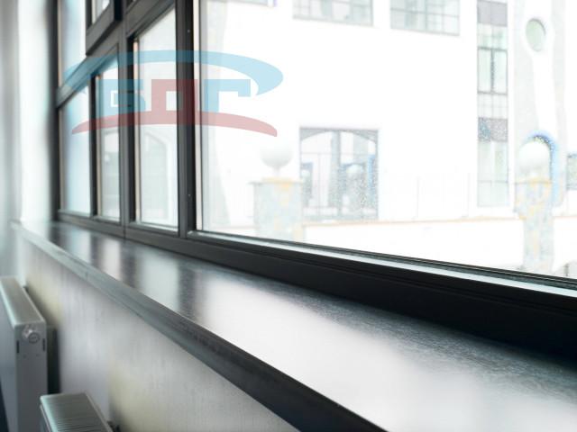 Производство подоконников из искусственного акрила с установкой и мастером