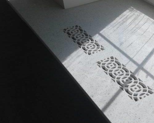 Подоконник акриловый G Hi-Macs Arctic Granite