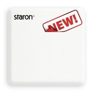 Марка камня STARON, Коллекция SOLID, Артикул камня SQ-019 qasar white new