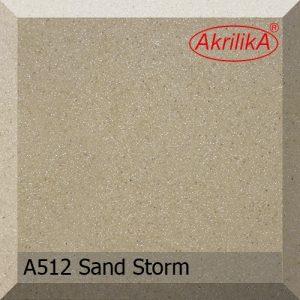 A-512 sand storm
