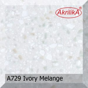 A-729 ivory melange