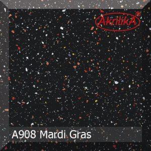 A-908 mardi gras
