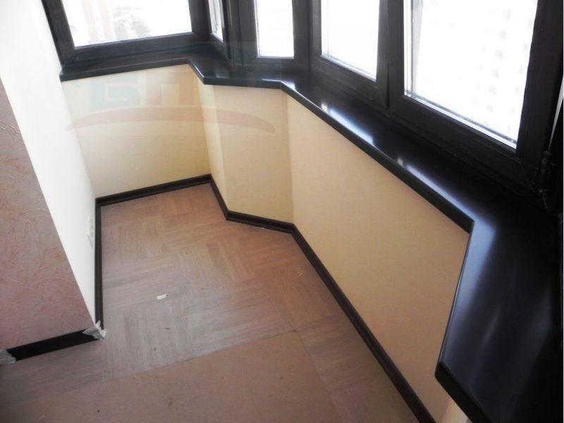Подоконники балконные