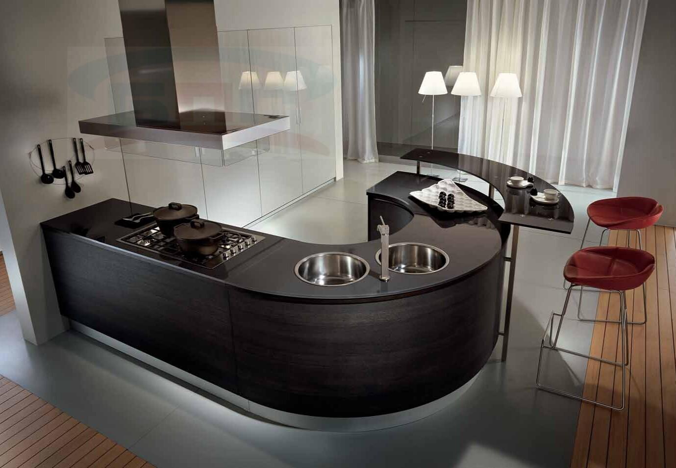 Оригинальная столешница для кухни