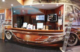 Барная стойка для кафе и баров