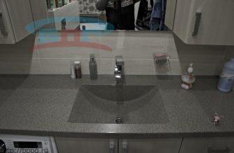 Единым целым раковина и стоСтруктура изделия:ешница в ванну